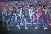 BTS 월드투어 영화, MTV 시상식서 '베스트 뮤직 다큐' 수상