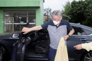 이재명, 집중호우에 여름휴가 중단…도정 조기 복귀