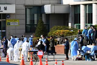 신규확진 경기 82명·인천 40명…성남시청·분당구청서 확진자 나와 폐쇄