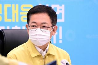 """박남춘 시장 """"자원순환정책, 차분히 소통하며 걸어갈 것"""""""