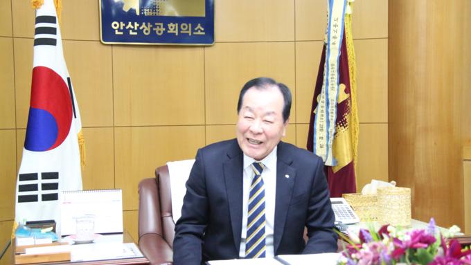 """[신년 인터뷰] 김무연 안산상의 회장 """"코로나19 경제 방역의 거점 되겠다"""""""