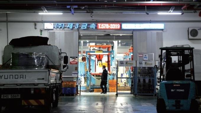 '표면처리 장인들의 메카' 인천표면처리센터를 가다