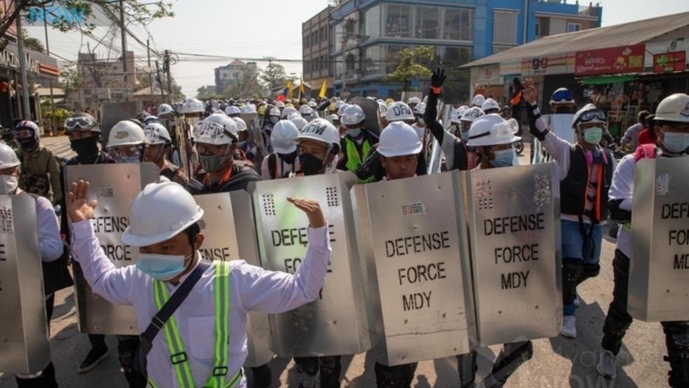 되돌아보는 미얀마의 '민주화' 역사…현 상황은?