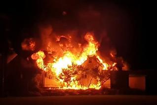 일가족 숨진 현장 뒤늦게 나타난 막내아들…가평 화재 미스터리