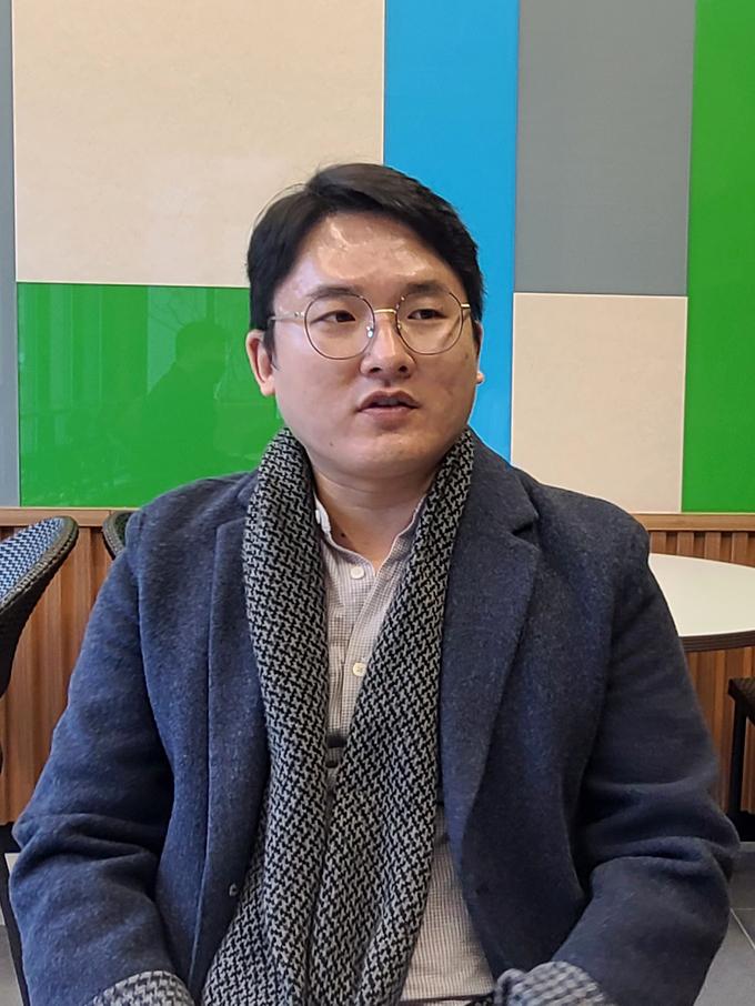 손동현 에스프레스토 대표이사