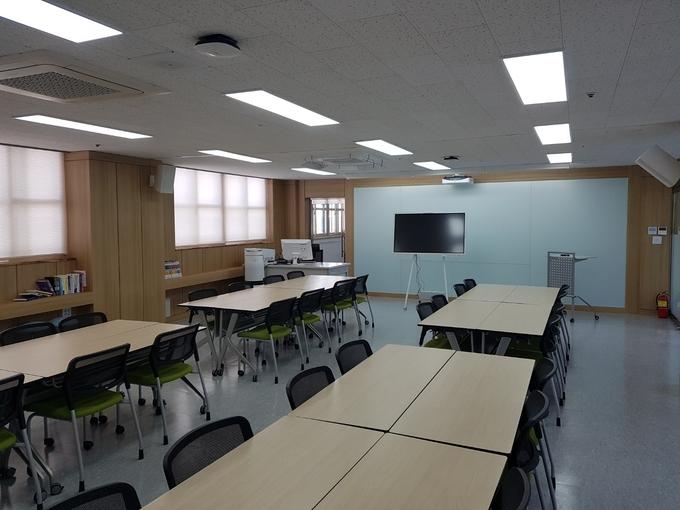 포천 미래교육센터 내부 교실의 모습. (사진=포천교육지원청 제공)
