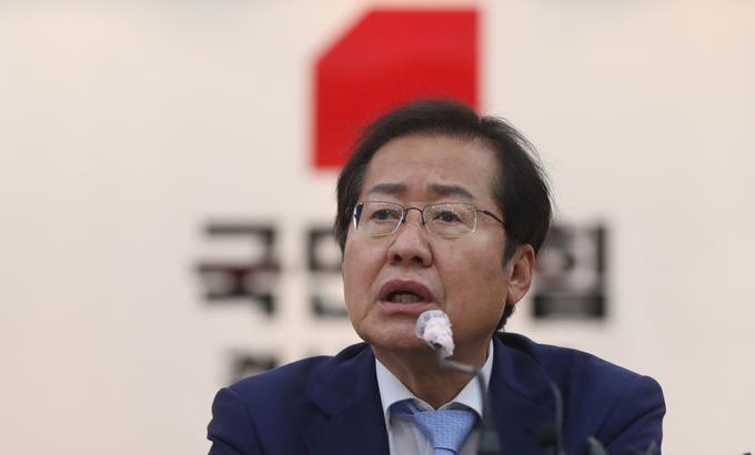 국민의힘 대권주자 홍준표 의원 (사진 = 연합뉴스)